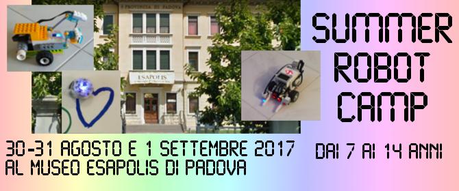 2017-08-30 – Summer Robot Camp