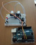 Sensore di parcheggio con Ultrasuoni e Visualino: una proposta didattica