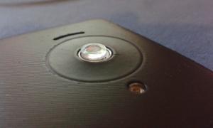 Microphone lens 15x sullo smartphone rid
