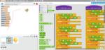 Coding e biologia: movimento, vista ed olfatto, un percorso con Scratch. LA VISTA , un modello a due occhi(parte 5)