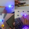 Laboratorio povero per bambini: Costruiamo un circuito flessibile luminoso