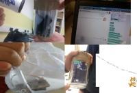 Esperimenti con Microbit e Scratch: il sensore di temperatura dal frigorifero all'asciugacapelli