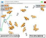 Il sistema preda e predatore con Scratch